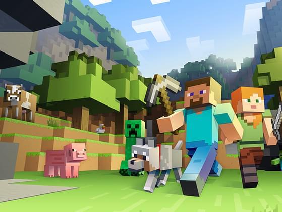 Rate Minecraft