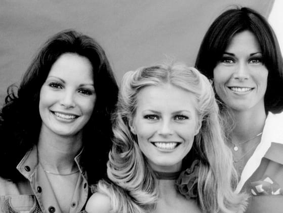 In the 'Charlie's Angels' TV series, aside from the mystery man over the speakerphone ('Charlie'), who do the angels answer to?