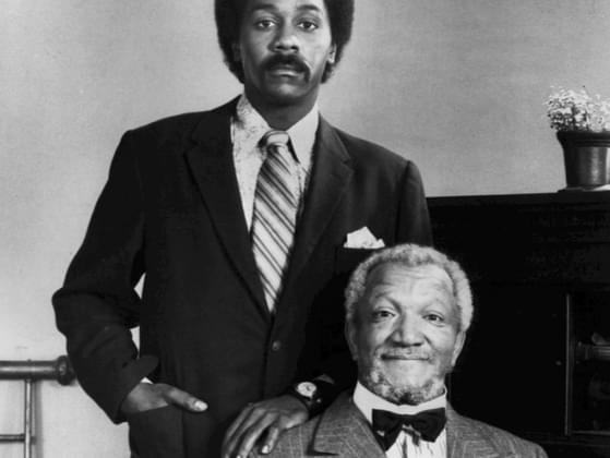 In 'Sanford and Son,' what is Fred Sanford's occupation?