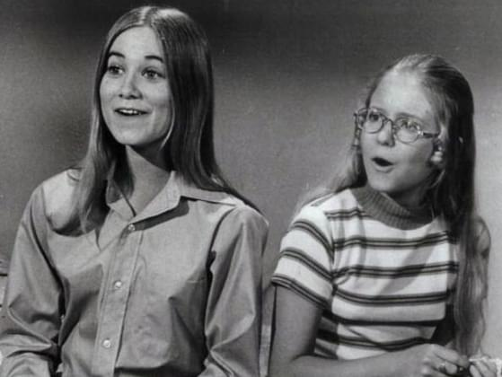 In 'The Brady Bunch,' what is the name of the eldest Brady daughter?