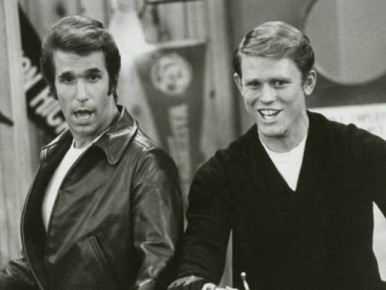 In 'Happy Days,' what is Fonzie's real name?
