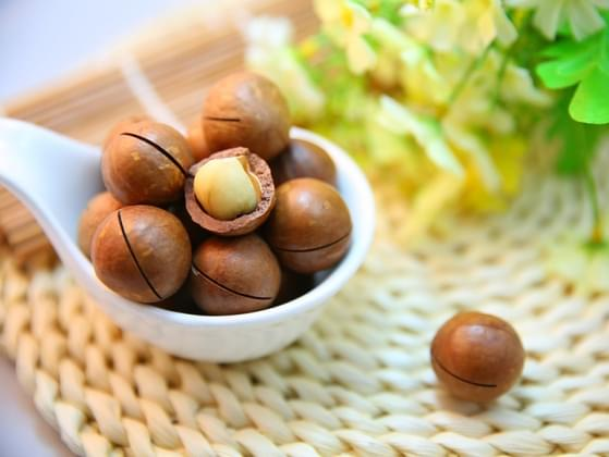 How do you prefer to eat nuts?