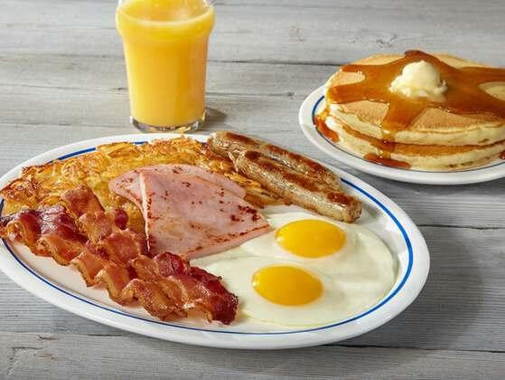 When getting late for work, what breakfast is your go-to food?