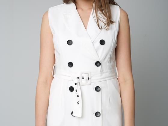 Any dress with buttons?