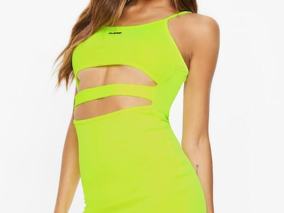 Did you wear anything in neon in 2018?