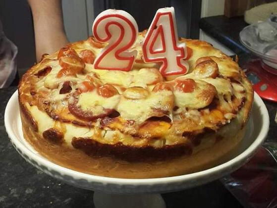 Would you like to eat a whole pizza or entire cake by yourself?