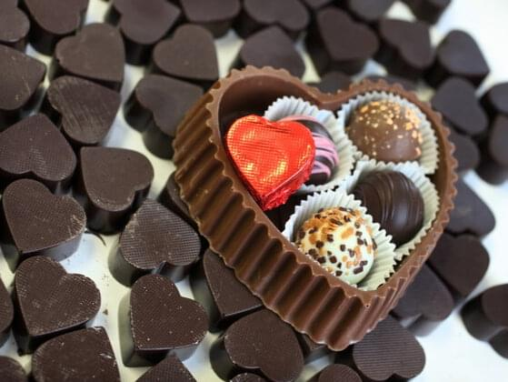 If you had to give up one sweet from your life - would it be candies or chocolates?