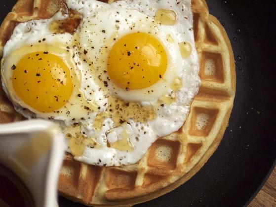 Pick an ideal breakfast for a Sunday morning.