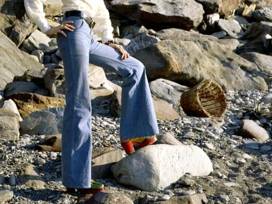 If bell-bottoms ever came back in style, would you wear them?
