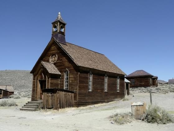 How would you have traveled to the Wild West?