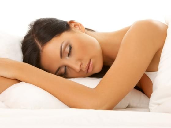 About how many hours of sleep do you get on weeknights?