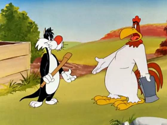 Which old school cartoon is this image from?