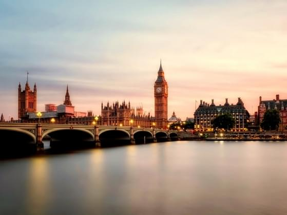 Which British landmark would you most like to visit?
