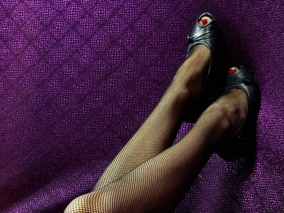 Do you wear stockings?