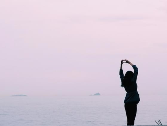 What is the key to making a relationship last?