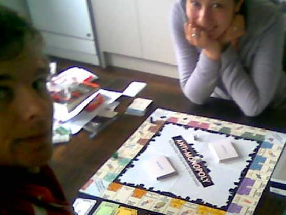 What was your favorite board game growing up?