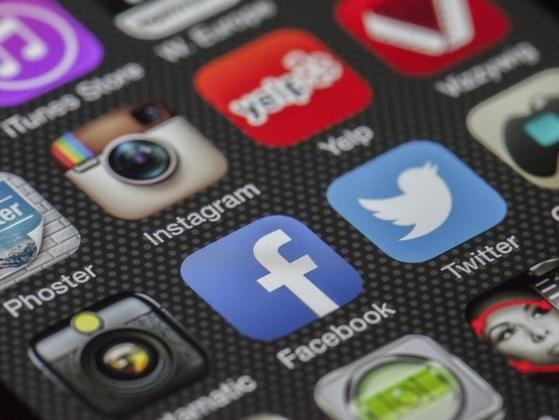 What social media are you totally obsessed with?