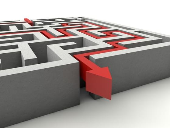 If you think of your life journey as a maze, what stage are you at in your journey?