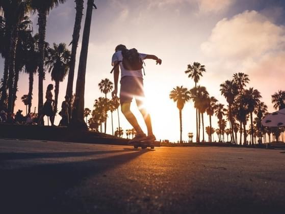 When you watch skateboarding videos, you hope...
