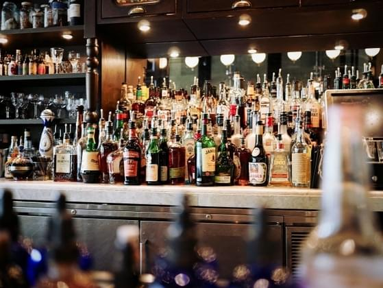 Have you ever been to a shot bar?