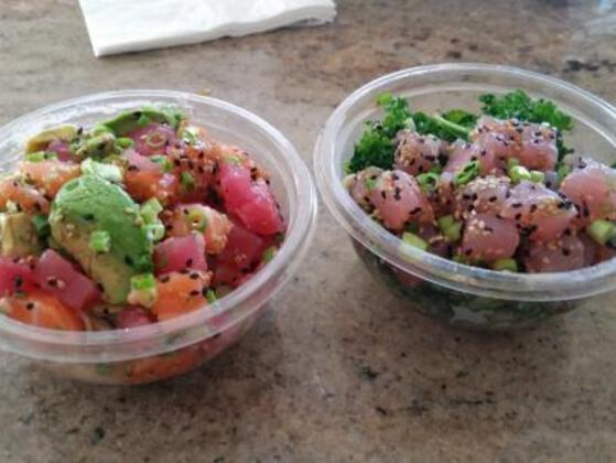 Don't tell that you haven't tried Poke from Sweetfin Poke?