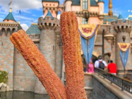 Among Californian, Churros from Disneyland is quite famous. Have you tried it yet?