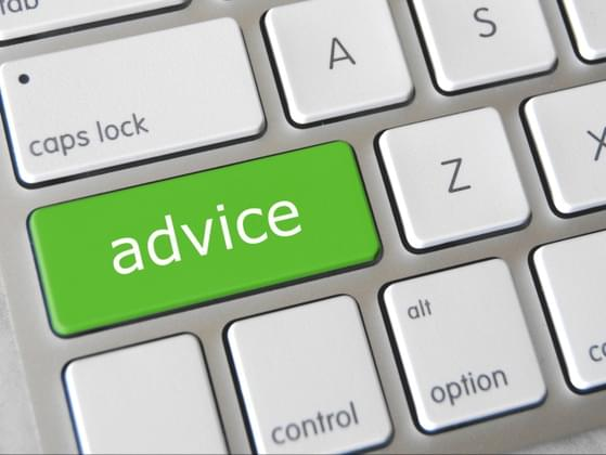 What kind of advice are you good at dishing out?