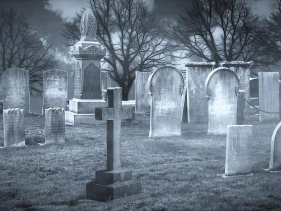 Do you feel drawn to cemeteries?