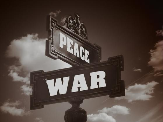 War or peace?