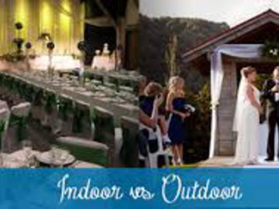 DO YOU LIKE OUTDOORS OR INDOORS?