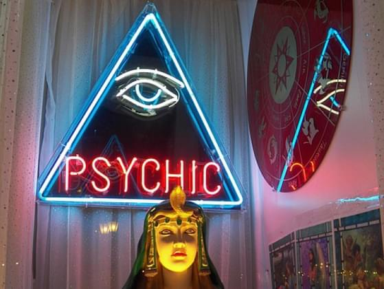 Do you believe in psychic powers?