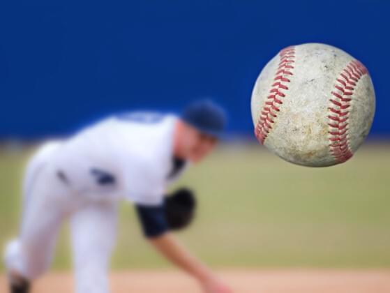 When life throws you a curve ball, how do you react?