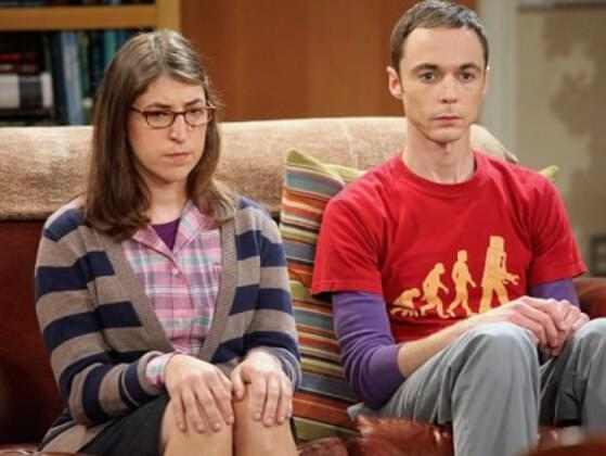 How did Sheldon and Amy meet?