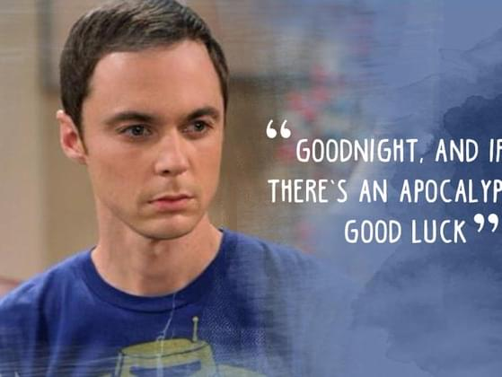 What line is not one of Sheldon Cooper's catchphrases?