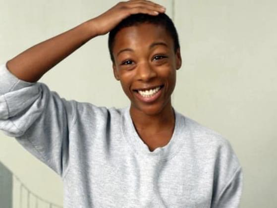 Which language doesn't Poussey Washington speak?