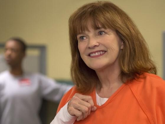 Judy King is a famous cooking show host. What crime did she commit that brought her to Litchfield?