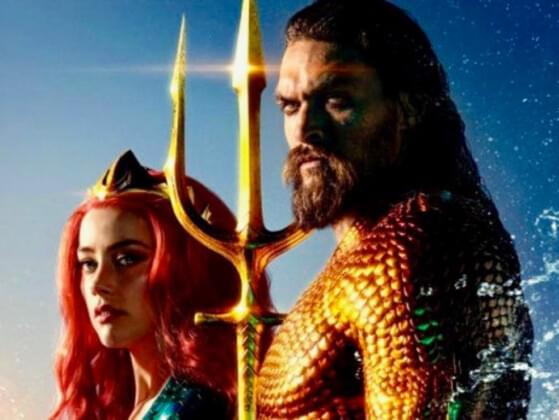 Which position of an installment is Aquaman in the DC Extended Universe?