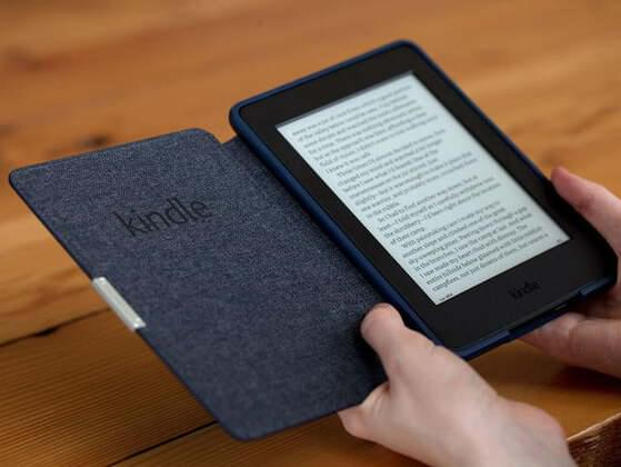 Do you prefer reading books on Kindle?