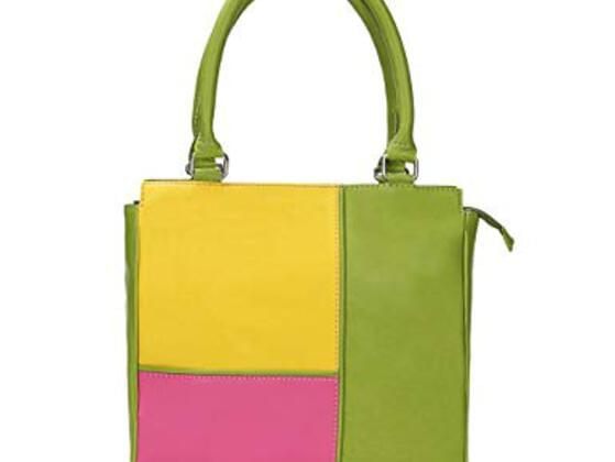Do you like peppy colors in bags or the pastel solids?