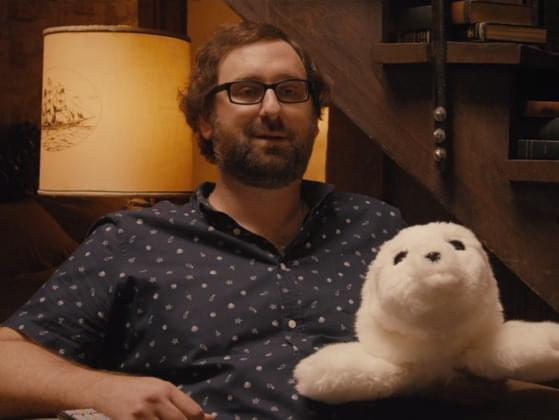 What is the name of the toy seal on the show?