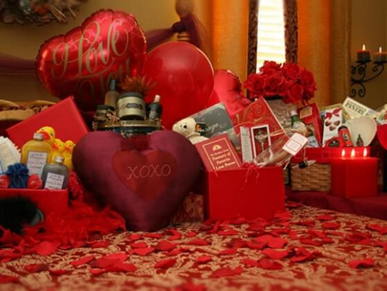 Do you think girls like gifts over feelings on Valentine's Day?