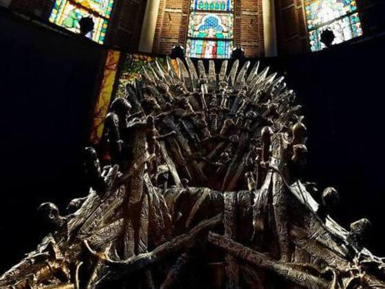 Which U.S. city was one of 8 international locations visited by the 2015 'Game of Thrones' Exhibition?