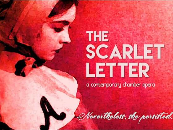 Who wrote 'The Scarlet Letter'?
