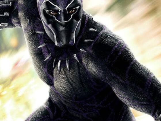 What advice does Okoye give to T'Challa before he jumps out of the Royal Talon Flyer at the start of the movie?