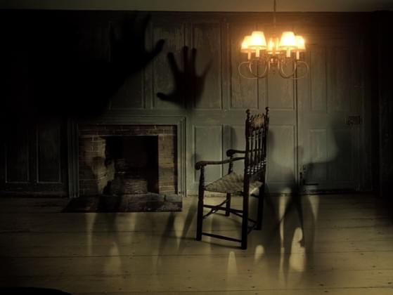Would you ever explore a house that was supposedly haunted?