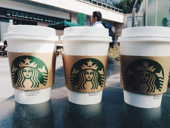Which of these would you most likely order at Starbuck's if it were free?