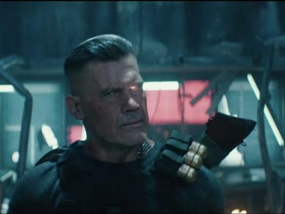 Why does Cable want to kill Russell?
