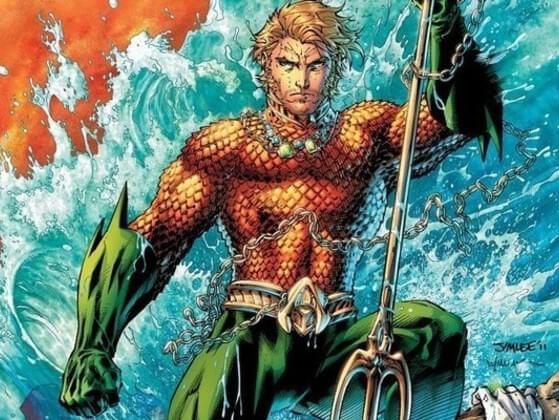 Do you like Aquaman comics?