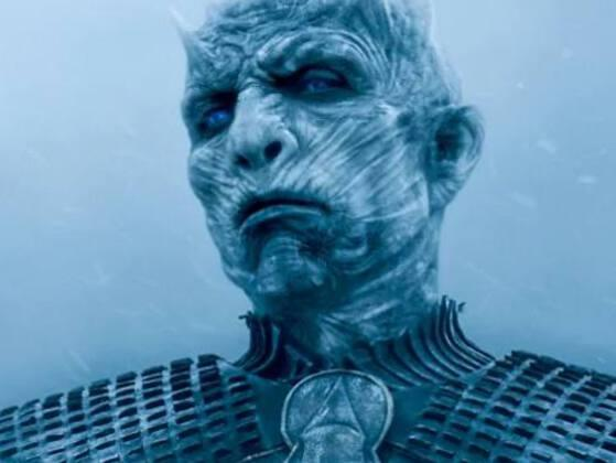The Night King was created using a dagger made of: