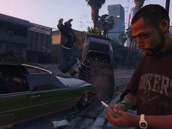 Which of these consoles has not had a Grand Theft Auto game?